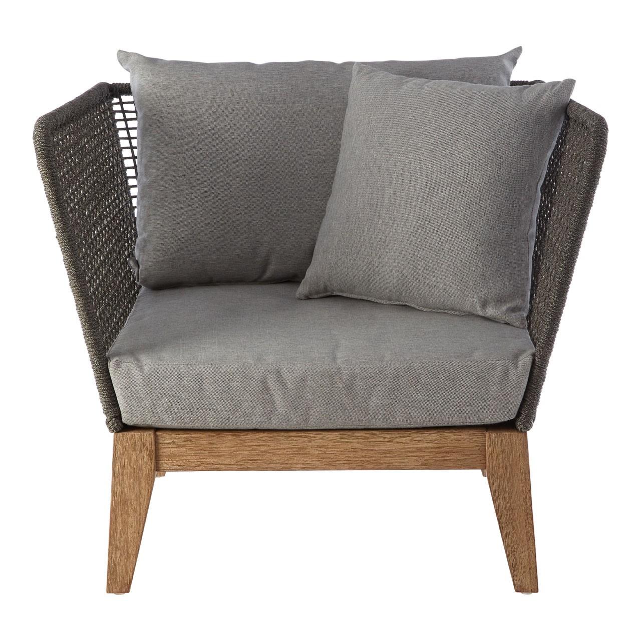 Opus Grey Armchair